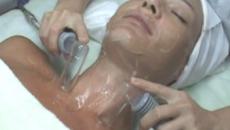 Вакуумный массаж лица