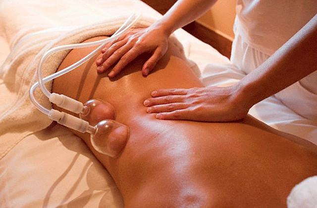 Вакуумный массаж в домашних условиях