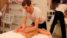 Миоструктурный массаж тела видео