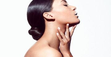 Здоровье нашей шеи и уход за ней