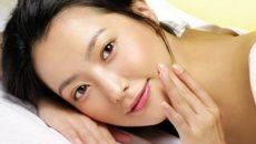 Японский массаж лицы