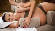 Антицеллюлитный массаж во время беременности