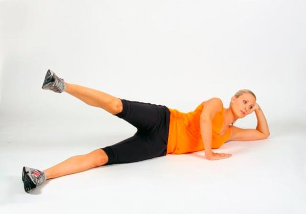Упражнения для похудения ляшек дома