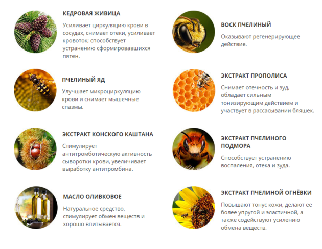 крем воск пчелиный с прополисом здоров