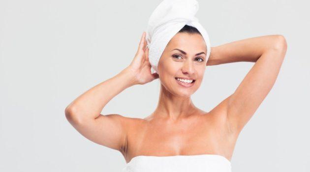 Уход за волосами после коллагенового обёртывания