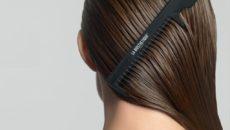 Масляное обёртывание для волос