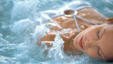Подводный душ массаж - аквамассаж