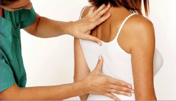 Мануальная терапия в грудном отделе