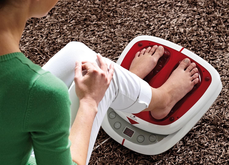 Вибромассажеры для ног