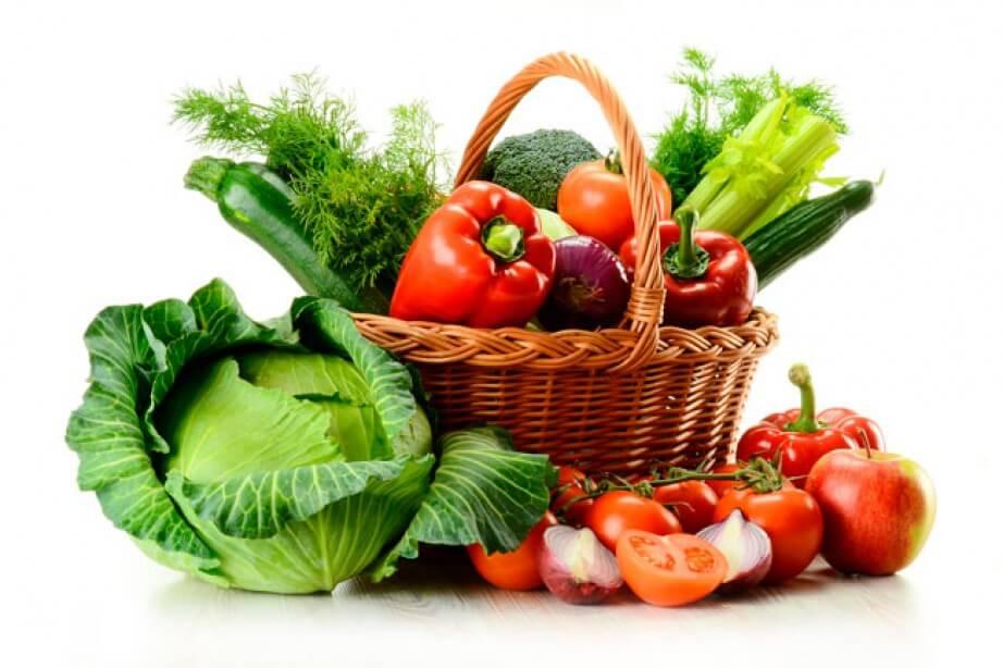 Как правильно питаться овощами