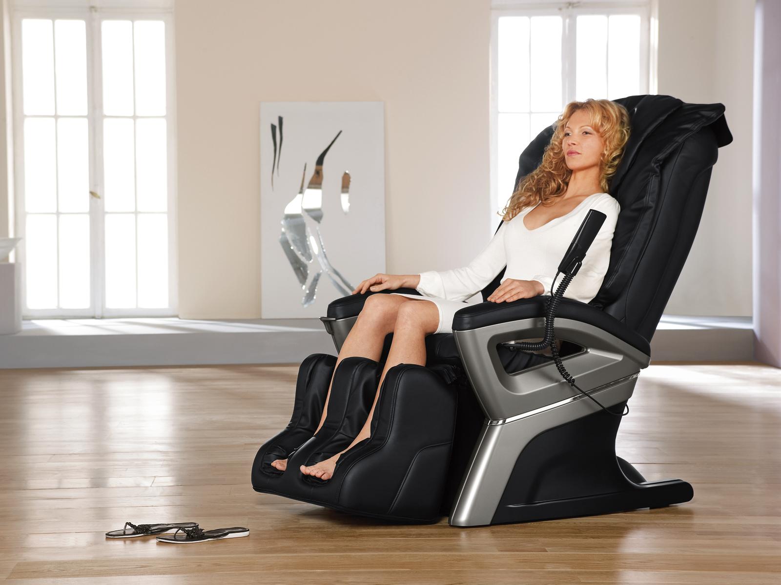 Профессиональные массажные кресла