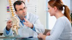 Профилактика лечения позвоночника