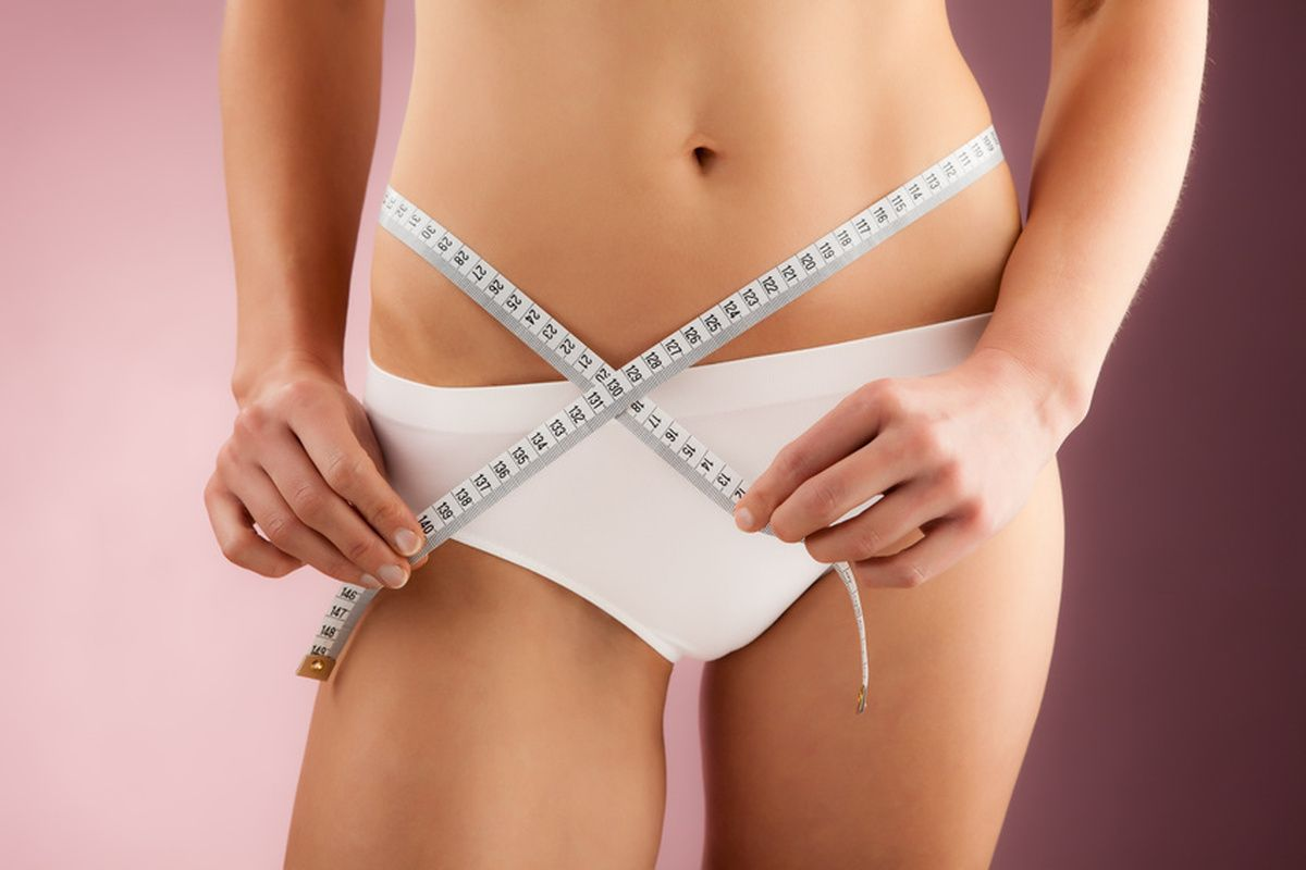 убрать жир на животе домашних условиях