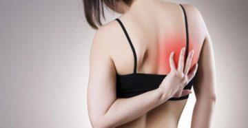 Лопаточная боль и ее особенности