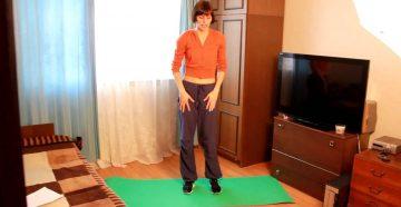 Целлюлит на коленях: боремся с недугом правильно