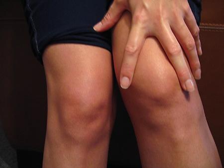 колено сустав