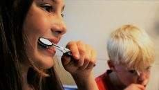 гигиеной полости рта