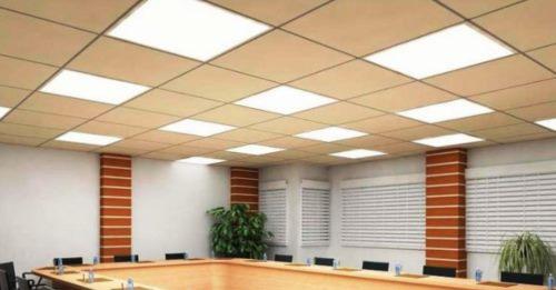офис светильники